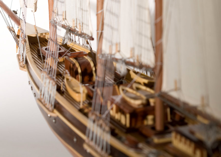 QLEA ship