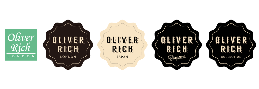 Oliver Rich before - after logo