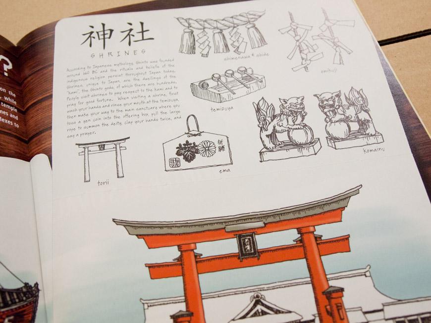 GetHiroshima mag #04 Naomi Leeman's page